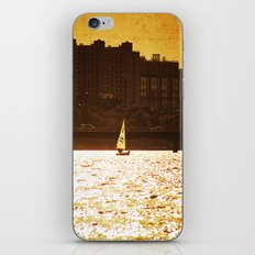 City Backdrop iPhone & iPod Skin