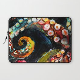 Tentaces in the Darkness Laptop Sleeve