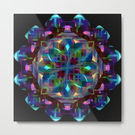 Mandala 9735 Metal Print