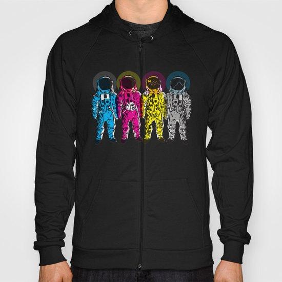 CMYK Spacemen Hoody