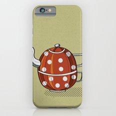 Tea party  Slim Case iPhone 6s