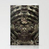 prometheus Stationery Cards featuring - Prometheus - by Mr.Klevra