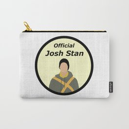 Official Josh Stan Carry-All Pouch