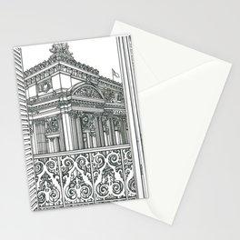 Opera Garnier` Stationery Cards