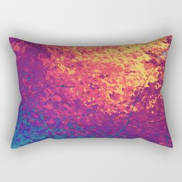 Arboreal Vessels - Aorta Rectangular Pillow