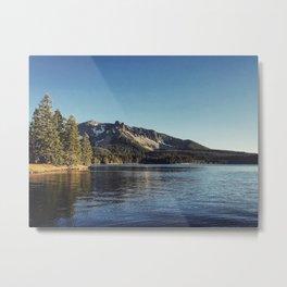 Paulina Lake Metal Print