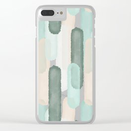 Relief #society6 #abstractart Clear iPhone Case