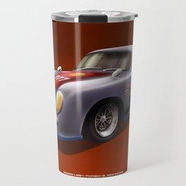 Porsche 356 Illustration Travel Mug