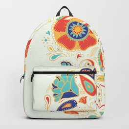 Day of the Dead Sugar Skull Candy Backpack