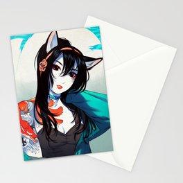 Kitsune Ink Stationery Cards