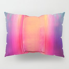 Neon Hallways Pillow Sham