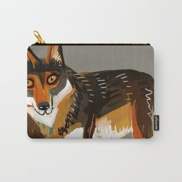Atlas or Egyptian wolf Carry-All Pouch