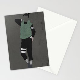 Shikamaru Stationery Cards