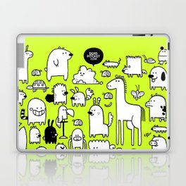 All the Beasts, Imagined and Real Laptop & iPad Skin