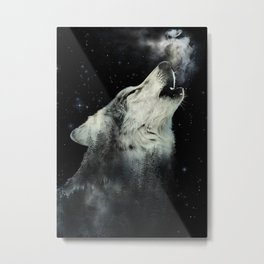 Call of the Wild II Metal Print