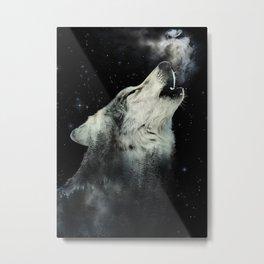 Call of the Wild II Metal Print