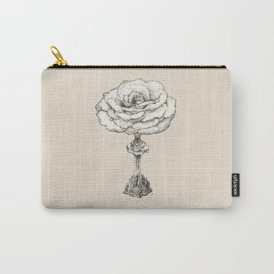 Blossoms of Civilizations Carry-All Pouch