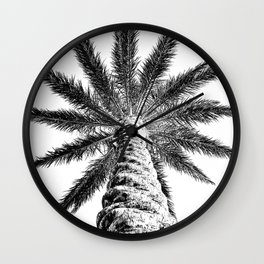 Life is looking up Wall Clock