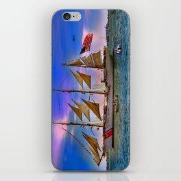 US Coast Guard Eagle. iPhone Skin