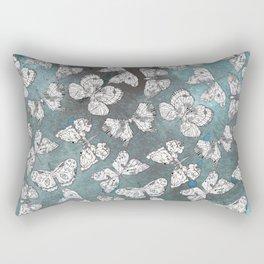 Caeruleus | Butterflies Rectangular Pillow