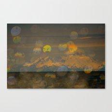 Mt Redoubt Canvas Print