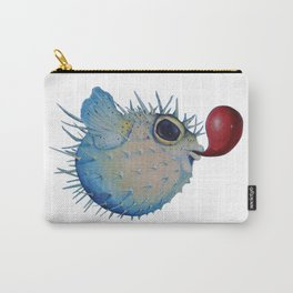 Puffer Fish Carry-All Pouch