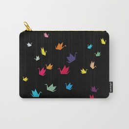 Origami cranes Carry-All Pouch