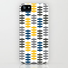 Joy collection - Yellow leaves iPhone Case
