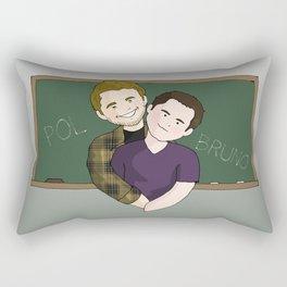 Pol y Bruno Rectangular Pillow
