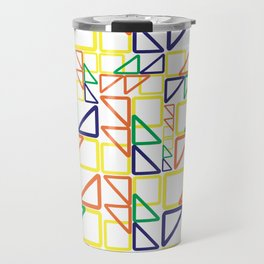 BP 10 Triangles Travel Mug