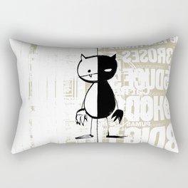 minima - milieu Rectangular Pillow