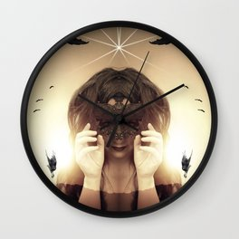 You will never get my submission Wall Clock