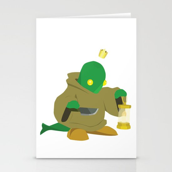 Tonberry King Stationery Cards