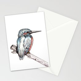 The Kingfisher Stationery Cards