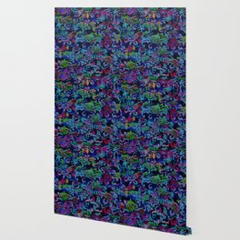 Dappled Pattern Wallpaper