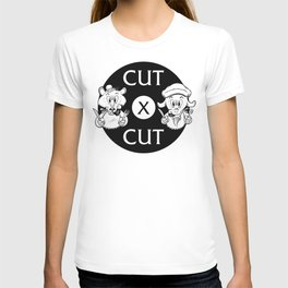 Cut X Cut Podcast T-shirt