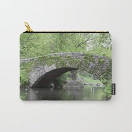 Gapstow Bridge  NYC Carry-All Pouch