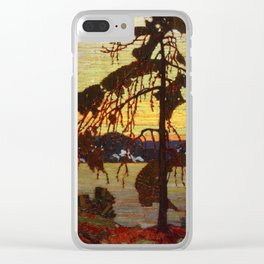 Tom Thomson - The Jack Pine Clear iPhone Case