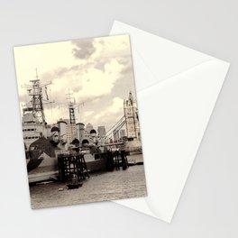 HMS Belfast Stationery Cards