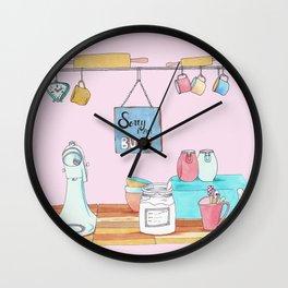 sorry I´m busy Wall Clock