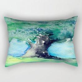 Oak Tree Rectangular Pillow