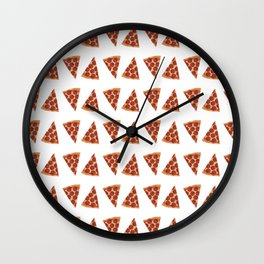 Pizza All Day  Wall Clock