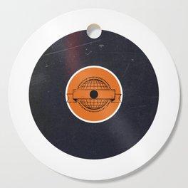 Vinyl Record Art & Design | World Post Cutting Board