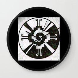 Galactic Butterfly - The Hunab Ku (Dreaming) Wall Clock