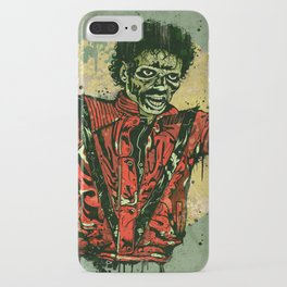 Thriller iPhone Case