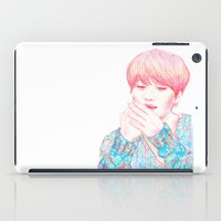 shinee iPad Cases featuring SHINee Taemin by sophillustration