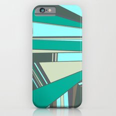 Triangles and Stripes iPhone 6s Slim Case
