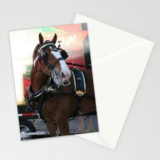 BUDWEISER Clydesdale Stationery Cards
