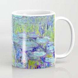 Water Lilies monet : Nympheas Coffee Mug