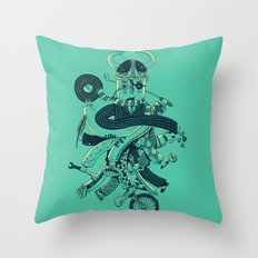 I don't know what to do with my life Throw Pillow
